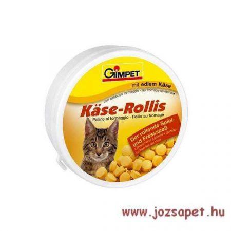 Gimpet Sajttabletta Jutalomfalat Vitaminokkal Macskának 100db
