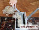 Lebrush szőrmentesítő kefe---szőnyeghez, kárpithoz