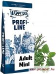 Happy Dog Profiline Adult Mini 18kg kutyatáp