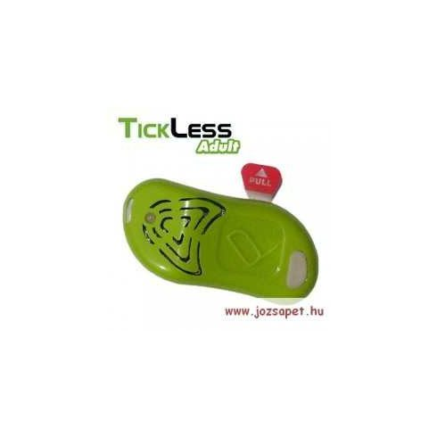TickLess Human – Ultrahangos kullancs- és bolhariasztó készülék gyerekek, felnőttek számára.