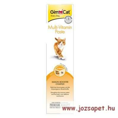 GimCat Multivitamin macska paszta 200g