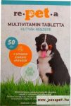 Repeta multivitamin tabletta-kutya