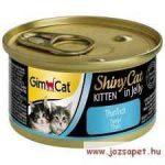 Gimborn-Gimcat ShinyCat kölyök macska konzerv tonhalas 70g