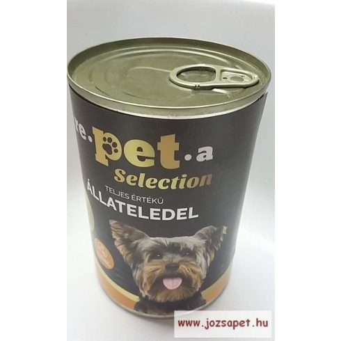 Repeta Selection Dog kutyakonzerv 415g bárány-nyúl-bodza
