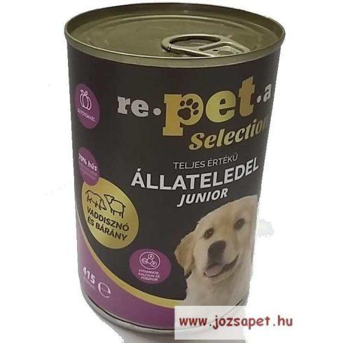 Repeta Selection Junior kutyakonzerv