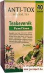 Pavel Vana - Anti-Tox Herbal Tea, 40 filter