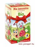 Apotheke Bio Tea Gyermekeknek, Homoktövis tea csipkebogyóval, eperrel, Tündérmese