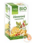 Apotheke - Bio Gyömbér és Narancs Tea, 20 filter