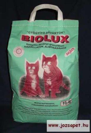 Biolux ásványi macskaalom 10 kg