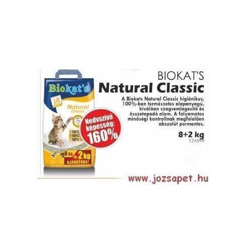 Biokat's Natural Classic macskaalom 5 kg