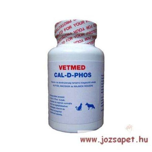 Cal-D-Phos tabletta 75db