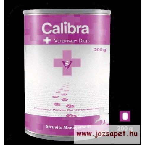 CALIBRA VET Struvite/Oxalate Management -diétás macskatáp/gyógytáp konzerv