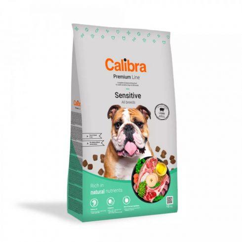 Calibra Adult Sensitive Lamb 3kg kutyatáp