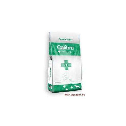 CALIBRA VET Renal/Cardiac - vese/szív diétás kutyatáp/gyógytáp 2kg