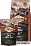 Carnilove Adult Lamb&Wild Board 1,5kg (bárány-vaddisznó)