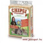 Chipsi Forgács epres kisállatalom 60l
