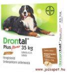 Drontal Plus XL féregtelenítő tabletta kutyának
