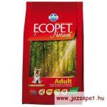 Ecopet Natural Adult Mini kutyatáp 2,5kg