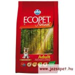 Ecopet Natural Adult Mini kutyatáp 2,5kg