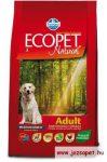Ecopet Natural Adult Medium 2,5kg kutyatáp
