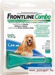 Frontline Combo M 10-20kg közötti kutyának 1,34ml