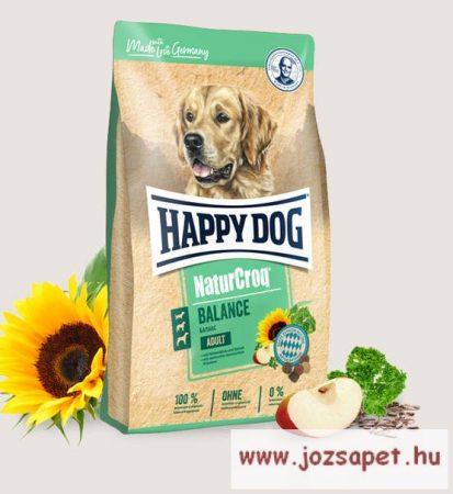 Happy Dog Natur-Croq Balance kutyatáp 4 kg