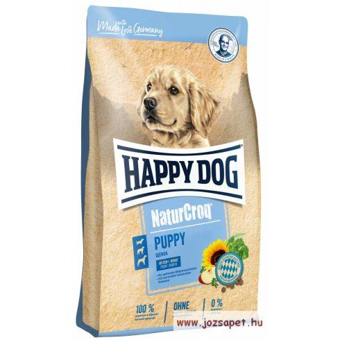 Happy Dog Natur-Croq Welpen kölyök kutya táp       www.jozsapet.hu
