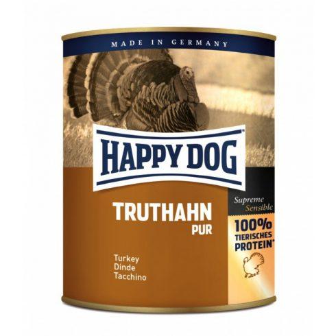 Happy Dog Pur pulykás konzerv  6*800gr