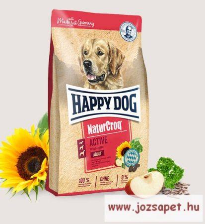 Happy Dog Natur-Croq Active kutyatáp 15 kg