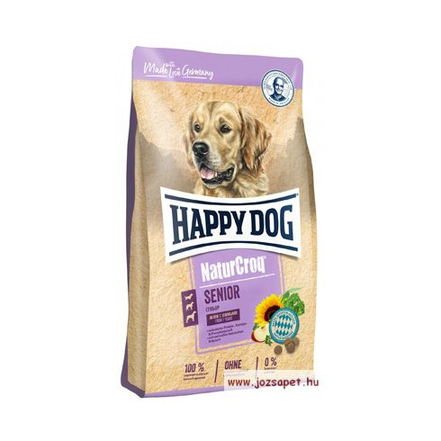 Happy dog natur táp senior   www.jozsapet.hu