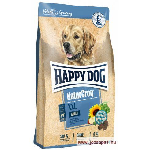 Happy Dog Natur-Croq XXL kutyatáp 15 kg