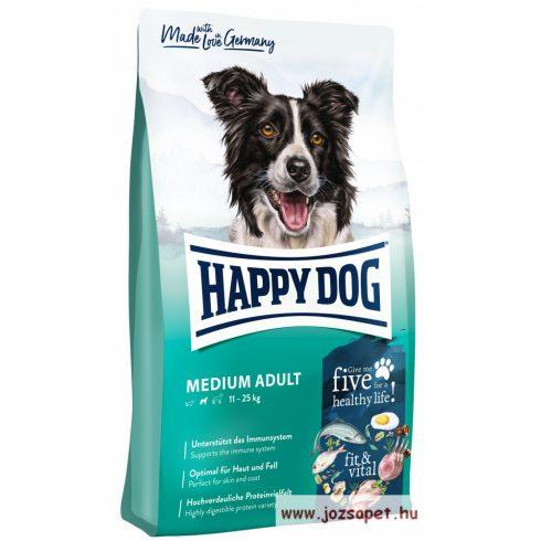 Happy Dog Adult Medium kutya táp   www.jozsapet.hu