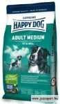 Happy Dog Adult Medium kutya táp   www.jozsapet.hu