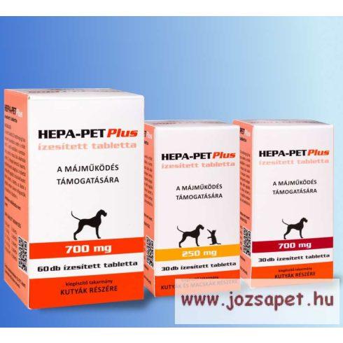 Hepa-Pet Plus tabletta 30x250mg