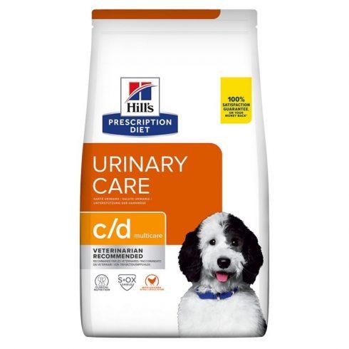 Hills Prescription Diet™ Canine c/d kutyatáp 12 kg