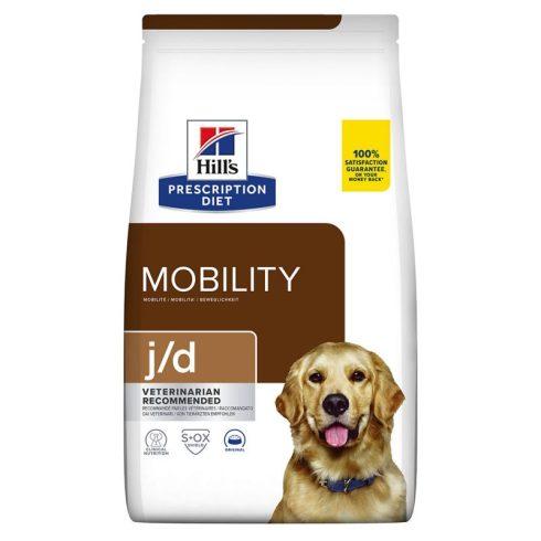 Hills Prescription Diet™ Canine j/d Reduced Calorie kutyatáp 4 kg