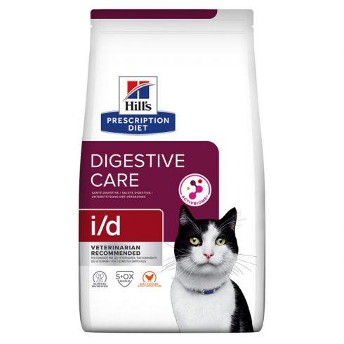 Hills Prescription Diet  Feline i/d macskatáp 1,5 kg