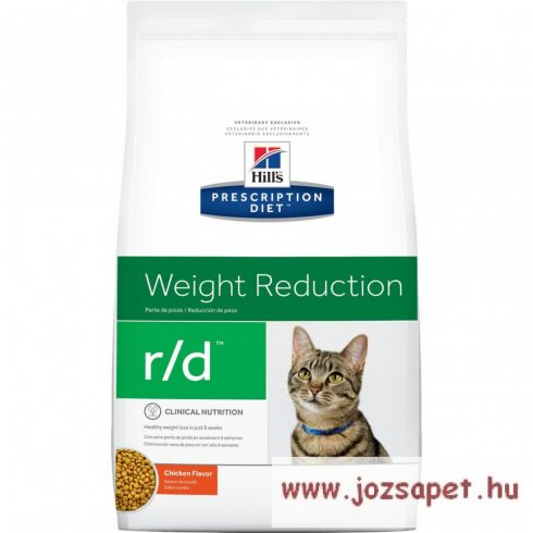 Hills Prescription Diet Feline r/d macskatáp 1,5 kg