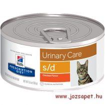 Hills Prescription Diet Feline s/d konzerv 156 g