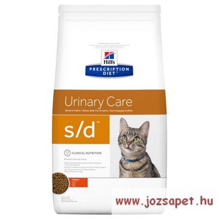 Hills Prescription Diet Feline s/d 1,5 kg száraztáp