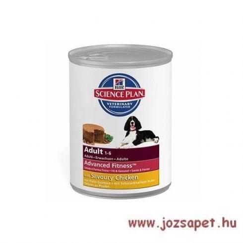 Hill's Canine adult Chicken konzerv kutyáknak 370g