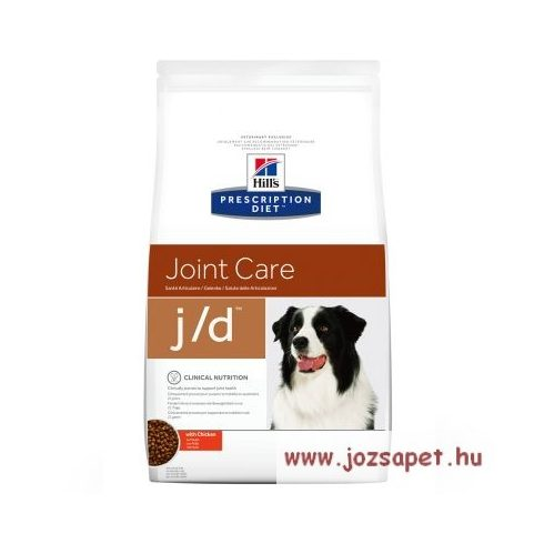 Hills Prescription Diet™ Canine j/d Reduced Calorie kutyatáp 12 kg