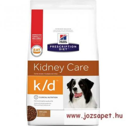 Hills Prescription Diet Canine k/d kutyatáp 2 kg