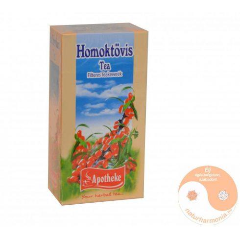 Apotheke - Homoktövis Tea, 20 filter