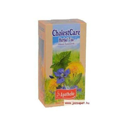 Apotheke - CholestCare Herbal Tea, 20 filter