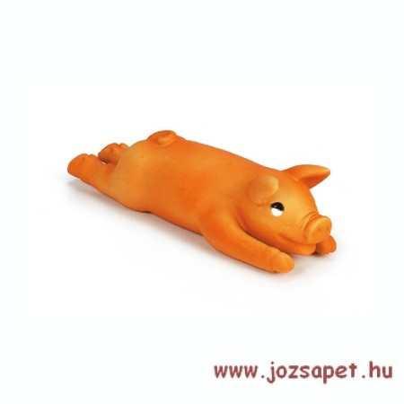 Latex Malac---Vicces ajándék kutya Gazdiknak