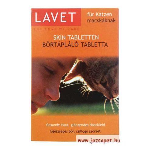Lavet Bőrtápláló Vitamin Macska részére 50 db