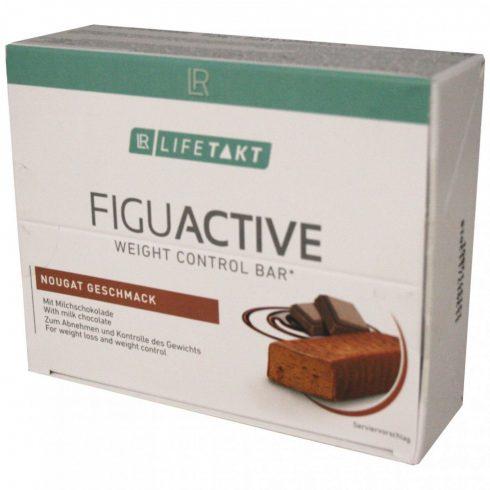 LR Figu Active szelet ropogós nugátos csokoládé 6db