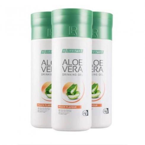 LR LIFEAKT Aloe Vera Őszibarack Ivógél 1000ml