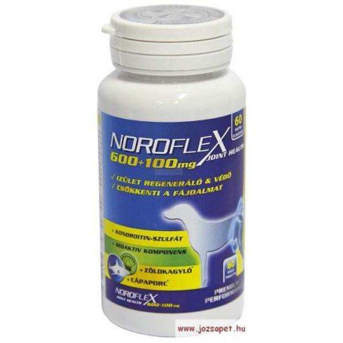 Noroflex 600+100mg tabletta 60db